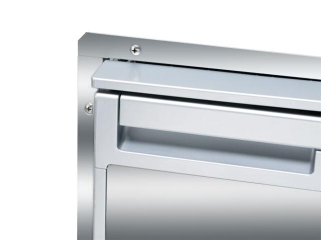 Montage frame CRX RVS koelkasten standaard