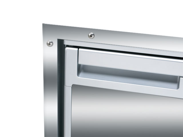 Montage frame CRX RVS koelkasten verzonken