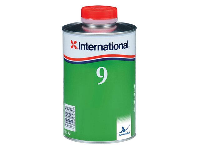 International Thinner No 9 1000ml